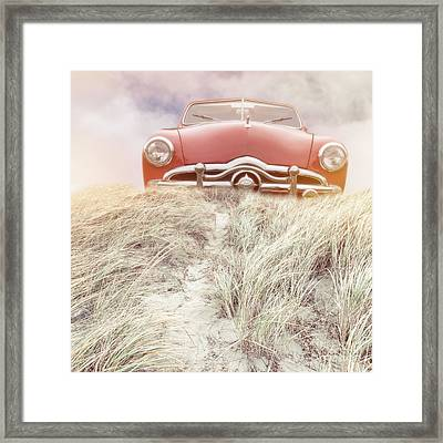 Follow Your Dreams Square Framed Print by Edward Fielding