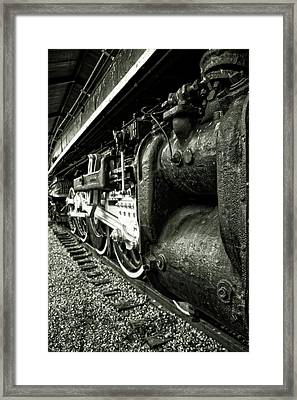 Folsom Prison Blues Framed Print by Dan Sproul