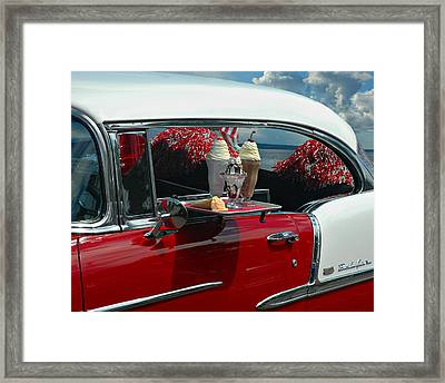 Fond Remembrance Framed Print by Jeff Burgess