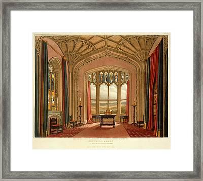 Fonthill Abbey Framed Print