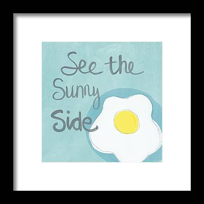 Eggs Framed Prints
