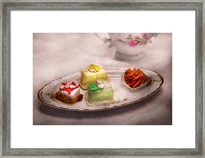 Food - Sweet - Cake - Grandma's Treats  Framed Print