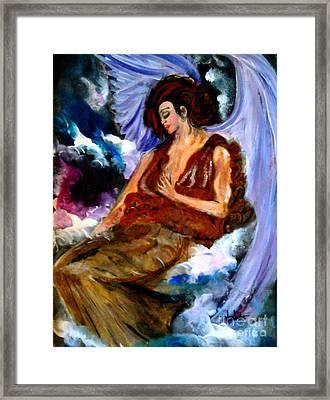 Fool's Paradise Framed Print by Lori  Lovetere