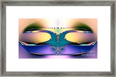 For Her Majesty Framed Print by Renee Trenholm