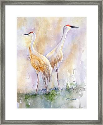 For Life Framed Print