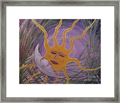 For Rachel Framed Print