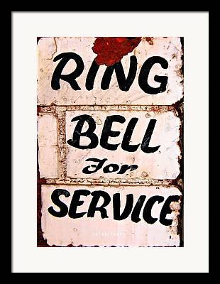 Hand Made Bells Framed Prints
