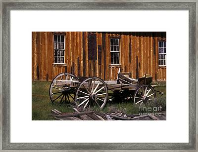 For Spare Parts Framed Print by Paul W Faust -  Impressions of Light