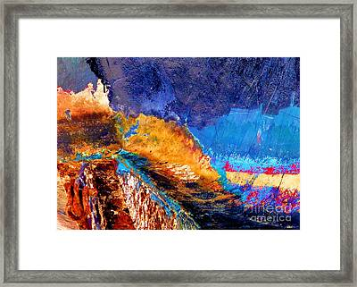 For The Hull Of It Framed Print by Barbie Corbett-Newmin