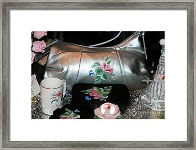 For The Lady In Your Life Framed Print by Kathleen Struckle