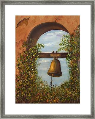 For Whom The Bell Tolls Sold Framed Print
