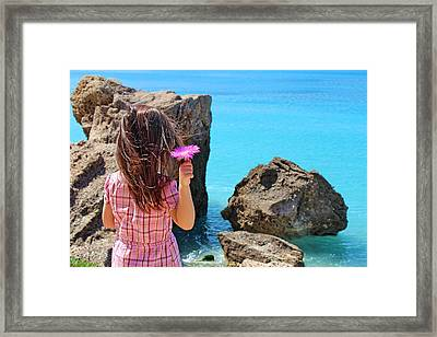 For You Framed Print by Julia Fine Art And Photography