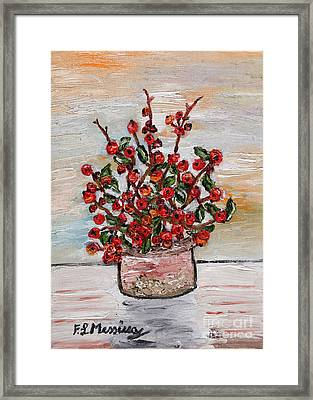 For You Framed Print by Loredana Messina