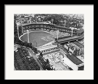 1960 World Series Framed Prints