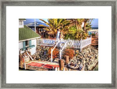 Forbes Island Framed Print