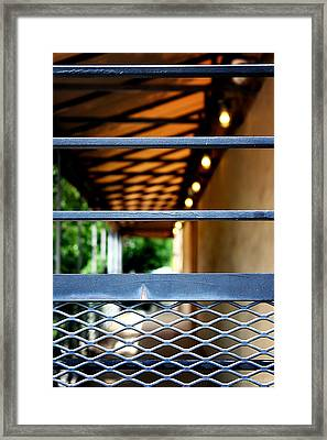Forbidden Framed Print by Greg Simmons