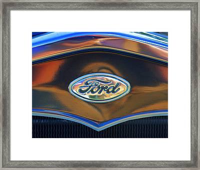 Ford 001 Framed Print