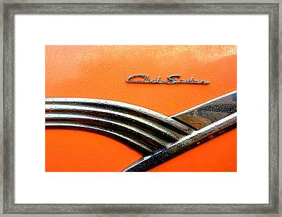 Ford 15 Framed Print by Amanda Stadther