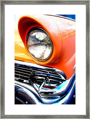 Ford 3 Framed Print by Amanda Stadther