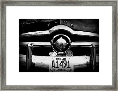 Ford 4 Framed Print by Amanda Stadther