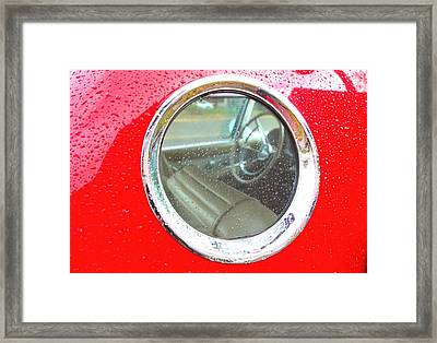 Ford 6 Framed Print by Amanda Stadther