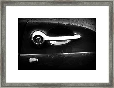 Ford 9 Framed Print by Amanda Stadther