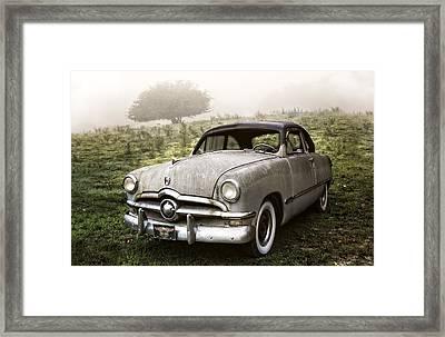 Ford Custom Framed Print