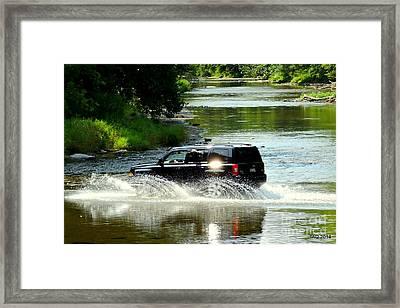Ford Every Stream Framed Print