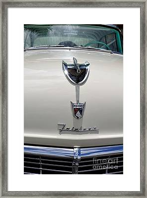 Ford Fairlane Framed Print by Andres LaBrada