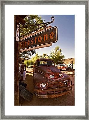 Ford Fever Framed Print