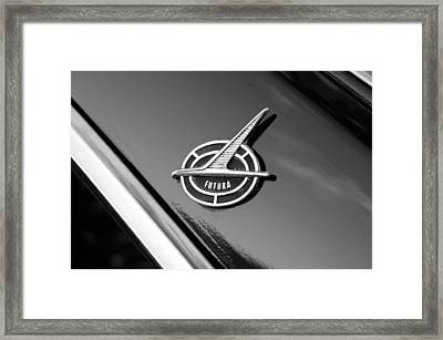 Ford Futura Framed Print by David Lee Thompson