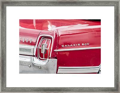 Ford Galaxie  Framed Print