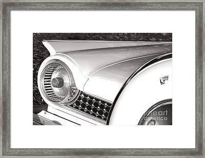 Ford Galaxie Framed Print by Dennis Hedberg