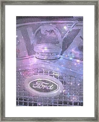 Ford Galaxy Framed Print