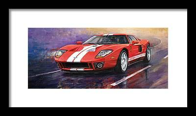 Sports Cars Framed Prints