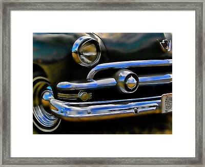 Ford Hot Rod Framed Print