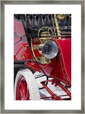Ford Model A Framed Print by Jim West