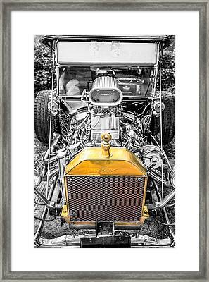 Ford Model T Framed Print by Chris Smith