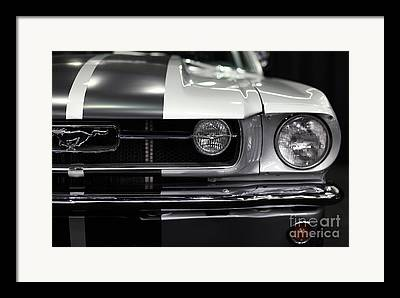 American Automobiles Framed Prints
