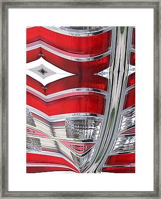 Ford Ninja Framed Print by Wendy J St Christopher