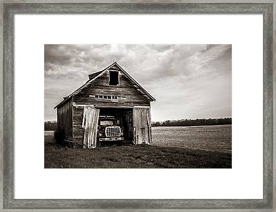 Ford Framed Print by Off The Beaten Path Photography - Andrew Alexander