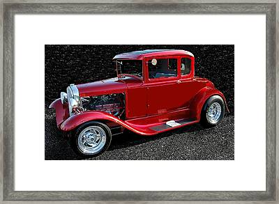 Ford Out Of This World Framed Print