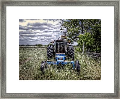 Ford Framed Print
