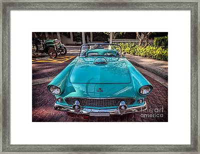 Ford Thunderbird  Framed Print