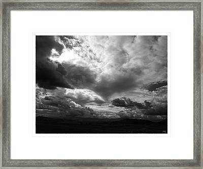 Foreboding Framed Print by Glenn McCarthy Art and Photography