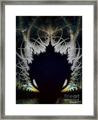 Foreigner Framed Print by Dana Haynes