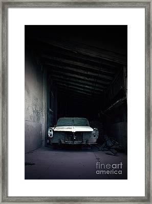 Foresaken Framed Print by Trish Mistric