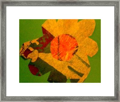 Forest Framed Print by Dorothy Rafferty