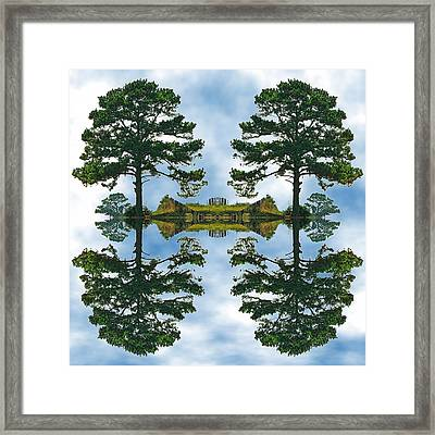 Forest For The Trees Framed Print by Wendy J St Christopher