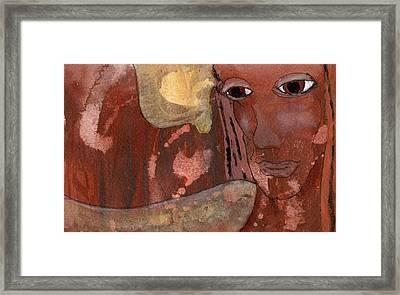 Russett  Framed Print